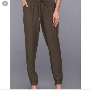 Joie drawstring pants